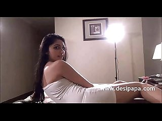 Beautiful Indian Girl Filming Nude Video - DesiPapa.com
