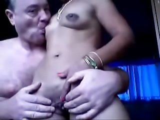 Sexy mature wife rides on white dick new