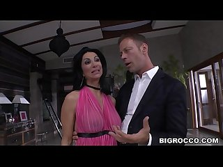 Valeria visconti wants Rocco s huge dick