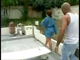 Ayana angel fucks the repair man