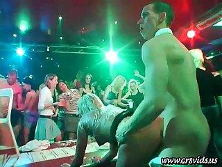 Hardcore amateur party fucking
