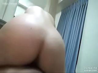 Best Japanese Blowjob and cock riding