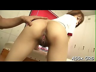 Wet oriental orall service after hot anal