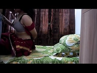 Desi namard buddha lecherous old indian cuckold watching