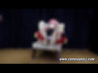 Kigurumi masochistic whipping vaginal pussy
