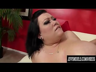 BBW Bunny De La Cruz Works a Long Dick with Her Big Tits n Sweet Pussy