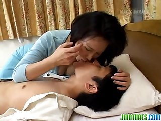 Hot mature runa fucks like an angel