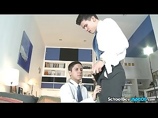 Hot school boys steamy boy sex session