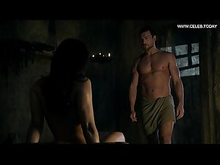Katrina law group of nude girls full frontal topless spartacus blood and sand s01e09 2010