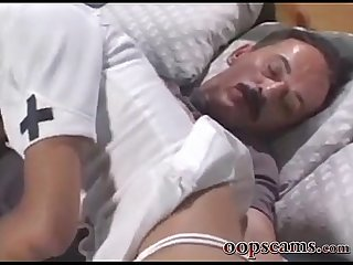 sexy ebony nurse blowjob www.oopscams.com