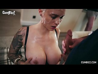 Cumbizz mila milan dirtybizz bukakke big tits huge cum loads