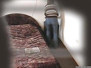 Girl masturbation voyeurcam