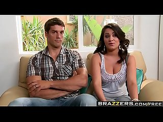 Brazzers real wife stories threesome therapy scene starring charley chase Raylene and ramon