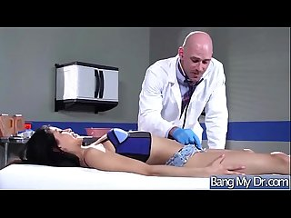 (veronica rodriguez) Horny Patient Take It Hard From Doctor movie-29