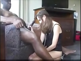 Racist white girl Forced to convert to a sex slave for black men