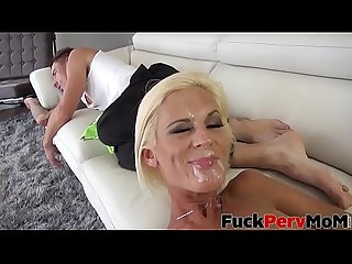 Olivia Blu Fucked Her STEPSON While Huby Is Sleeping