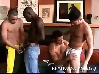 Interracial foursome realmancams gq