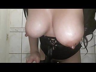 La pepina chilena Caliente latina amateur masturba con dulces Su concha