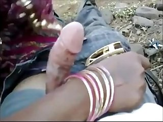 Indian Hot bhabhi enjoyed with her devar in Outdoor - Wowmoyback