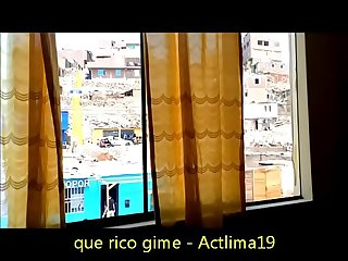 VIDEO 93 Actlima19 follando pasivo que encontro por aplicacion