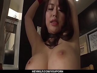 Kaede Niiyama amazing scenes of nude porn - More at Japanesemamas com