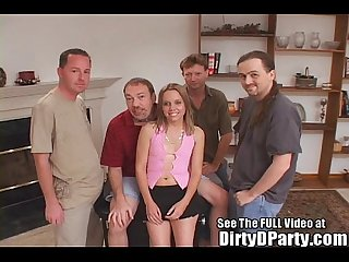 Teen Slut Amber Loses Her Anal Virginity With A Good Hard Ass Banging