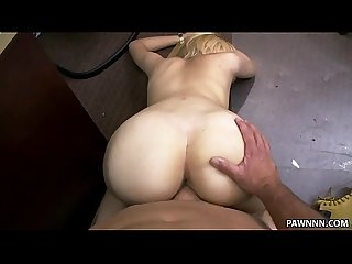 Cute little blonde Stevie Sixx - XXX Pawn