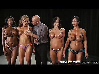Brazzers - (Brandi Love, Diamond Jackson, Jewels Jade, Kendra Lust,..