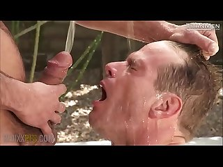 Hot gay piss