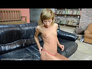 Wish to be watched - Femdom Masturbation