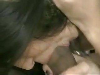 cute asian girl sucks black dick - Watch more videos with this girl: likefucker.com