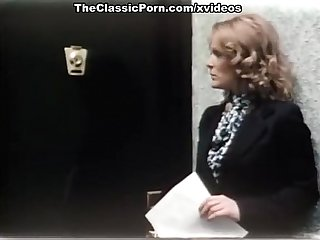 Darby Lloyd Rains, Levi Richards, Mary Stuart in vintage fuck clip
