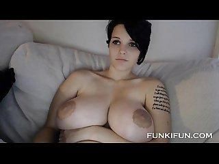 PLAYBOY ANAL TEEN WHORE STEPSISTER WITH GORGEOUS BOOBS ON WEBCAM IN TORONTO