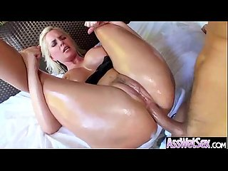 Big Wet Ass Girl (alena croft) In Analy Bang On Sex Tape video-03