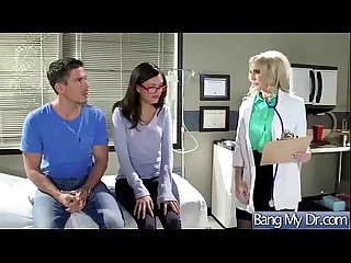 Hot Patient (christie stevens) And Horny Doctor bang In Sex Adventures Tape vid-10