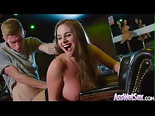 Anal Hardcore Bang With Slut Big Butt Oiled Girl (Cathy Heaven) movie-13