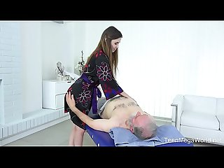 Old-n-Young.com - Elle Rose - Exciting full body massage