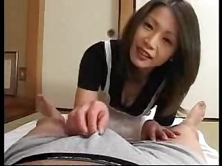 Japanese Milf Seduces Somebody's Son 1 Uncensored - More on Random-porn.com