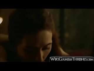 Full Frontal Sex Fun Nude Game of Thrones Season 3 HD - Emilia Clark Daenerys Jon Snow Stark