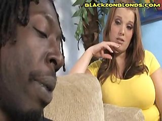 White Woman Strips Black Guy