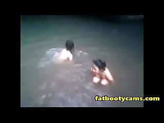 Indian Tribal Women secretly filmed - fatbootycams.com