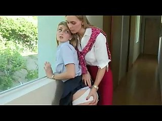 Tanya Tate and her BF fucked her student Staci Silverstone