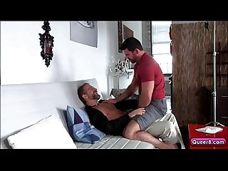 HOT DAD & MUSCLE STUD HARD FUCK