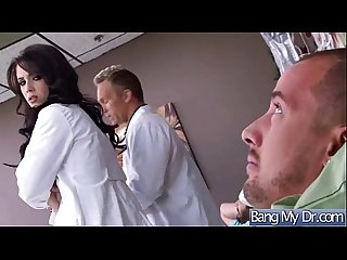 (noelle easton) Hot Sluty Patient Get Hard Sex Treat On Doctor Cabinet movie-24