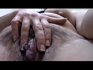 Deria Mommy Masturbation and Pee